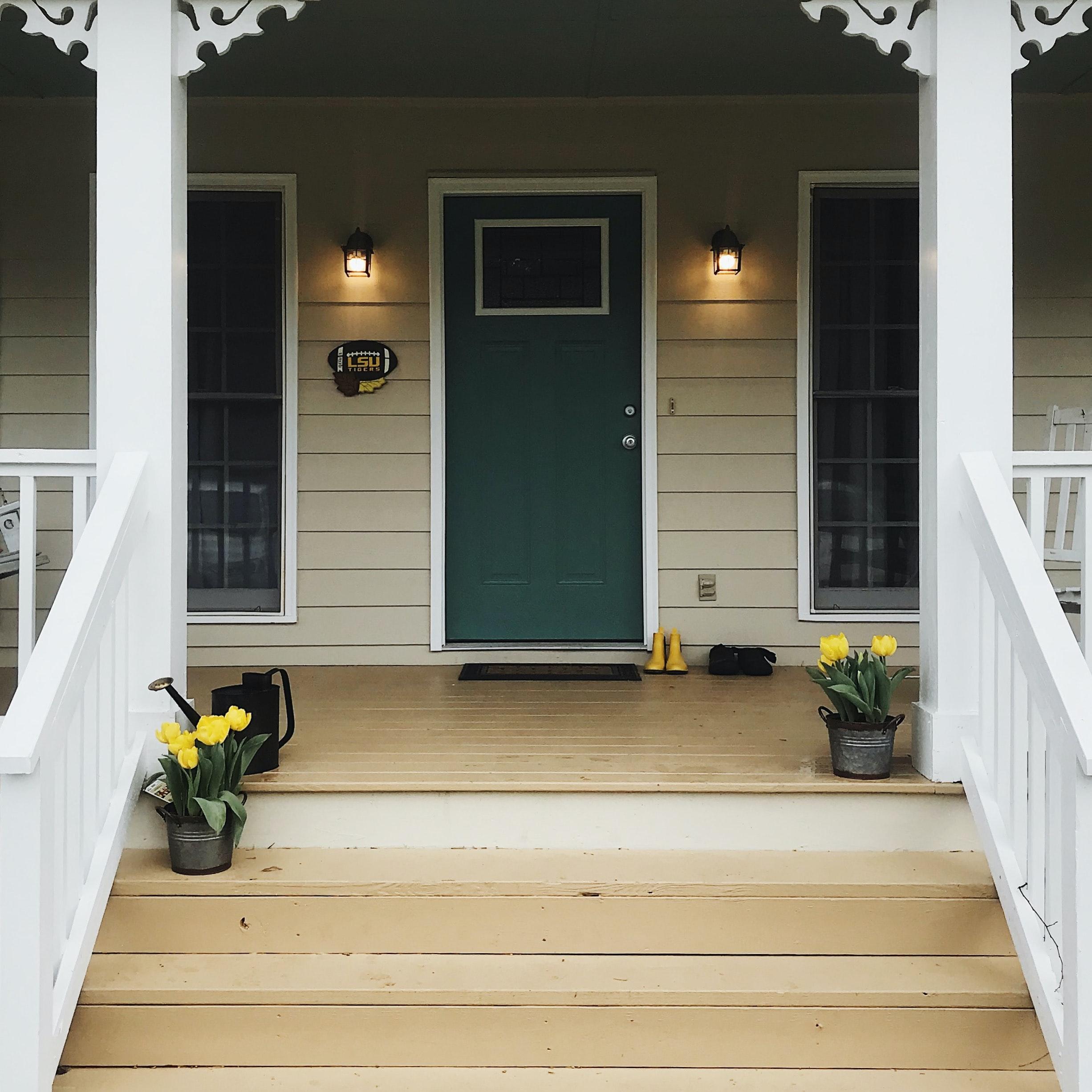 residential deck porch waco texas